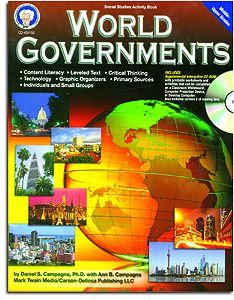 World Governments (with CD)