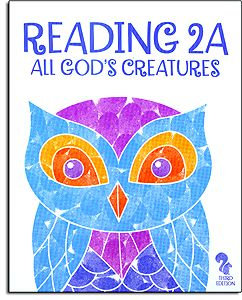 Reading 2a Student Text (Reader) All God's Creatures