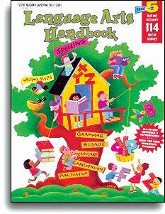Language Arts Handbook - Grade 5