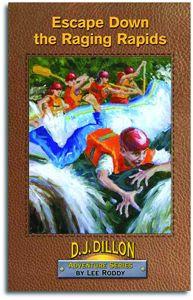 Escape Down the Raging Rapids - #10