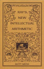 Ray's New Intellectual Arithmetic - paperback