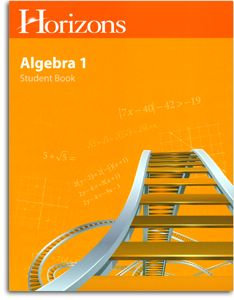 Horizons Algebra - Student Textbook (Mathematics 8)