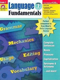 Language Fundamentals Grade 2