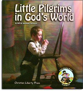 Little Pilgrims in God's World - Student Book (Reader)