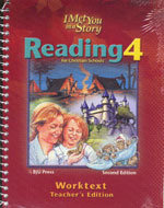 Reading 4 - Worktext Teacher's Edition