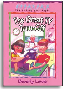 The Great TV Turn-Off - Book 18