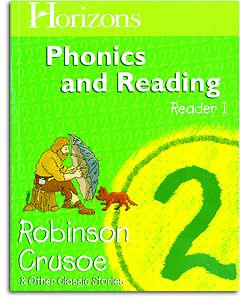 Robinson Crusoe - Horizons 2 Phonics - Reader 1
