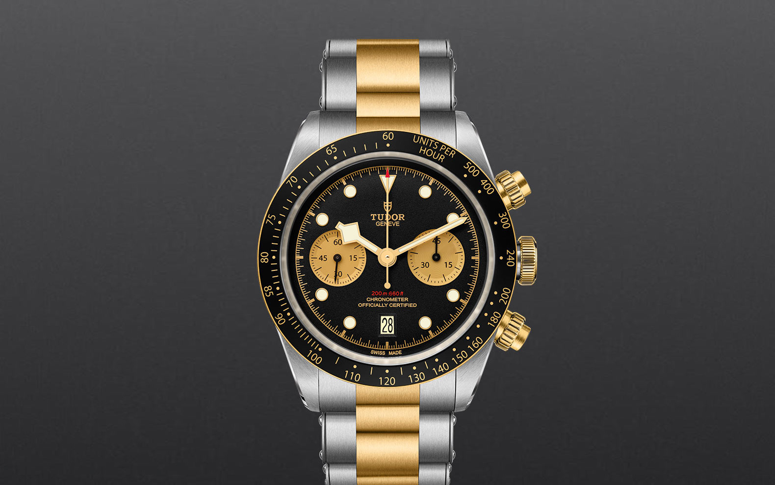 TUDOR_BLACK BAY CHRONO S&G