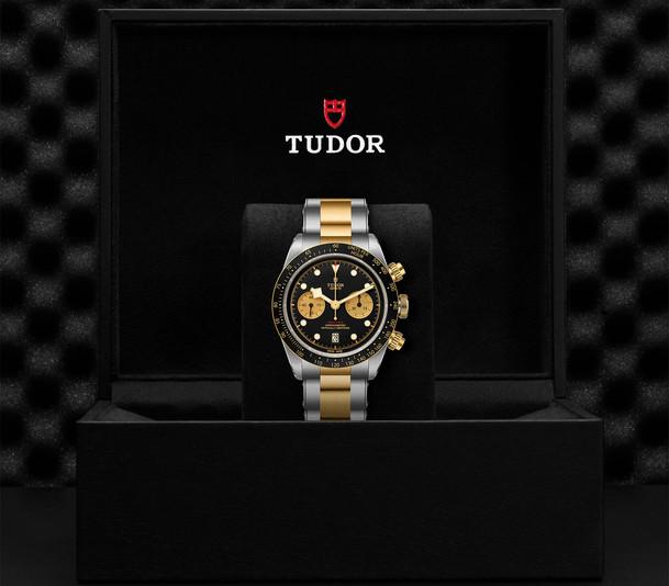 TUDOR_BLACK BAY CHRONO S&G M79363N-0001