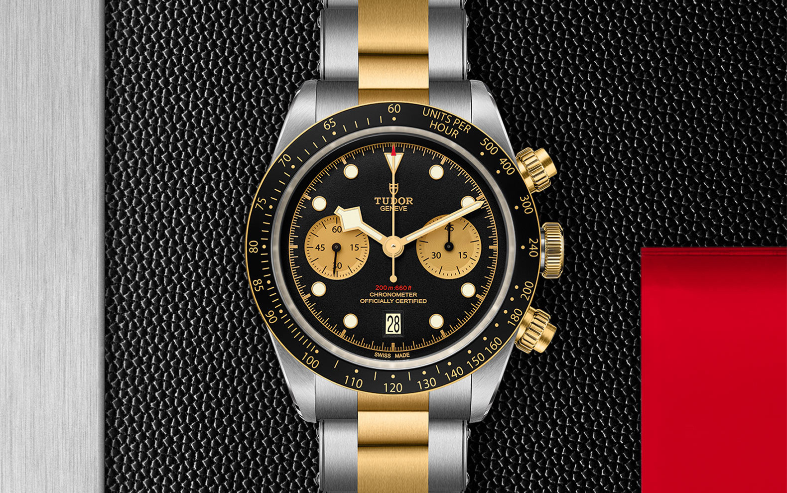 TUDOR_BLACK BAY CHRONO S&G M79363N-0001