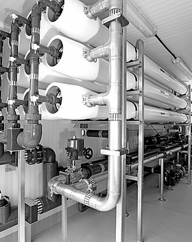 Containerised Reverse Osmosis System