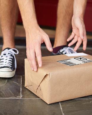 Paquet livré