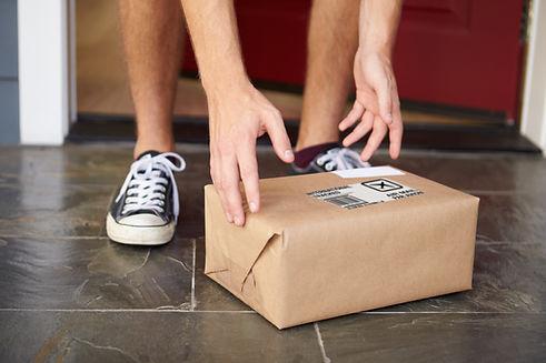 Package Delivered