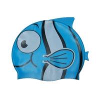 Шапочка для плавания QUICK (рыбка) KY