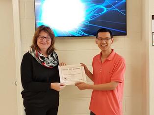 Graduate Student Award