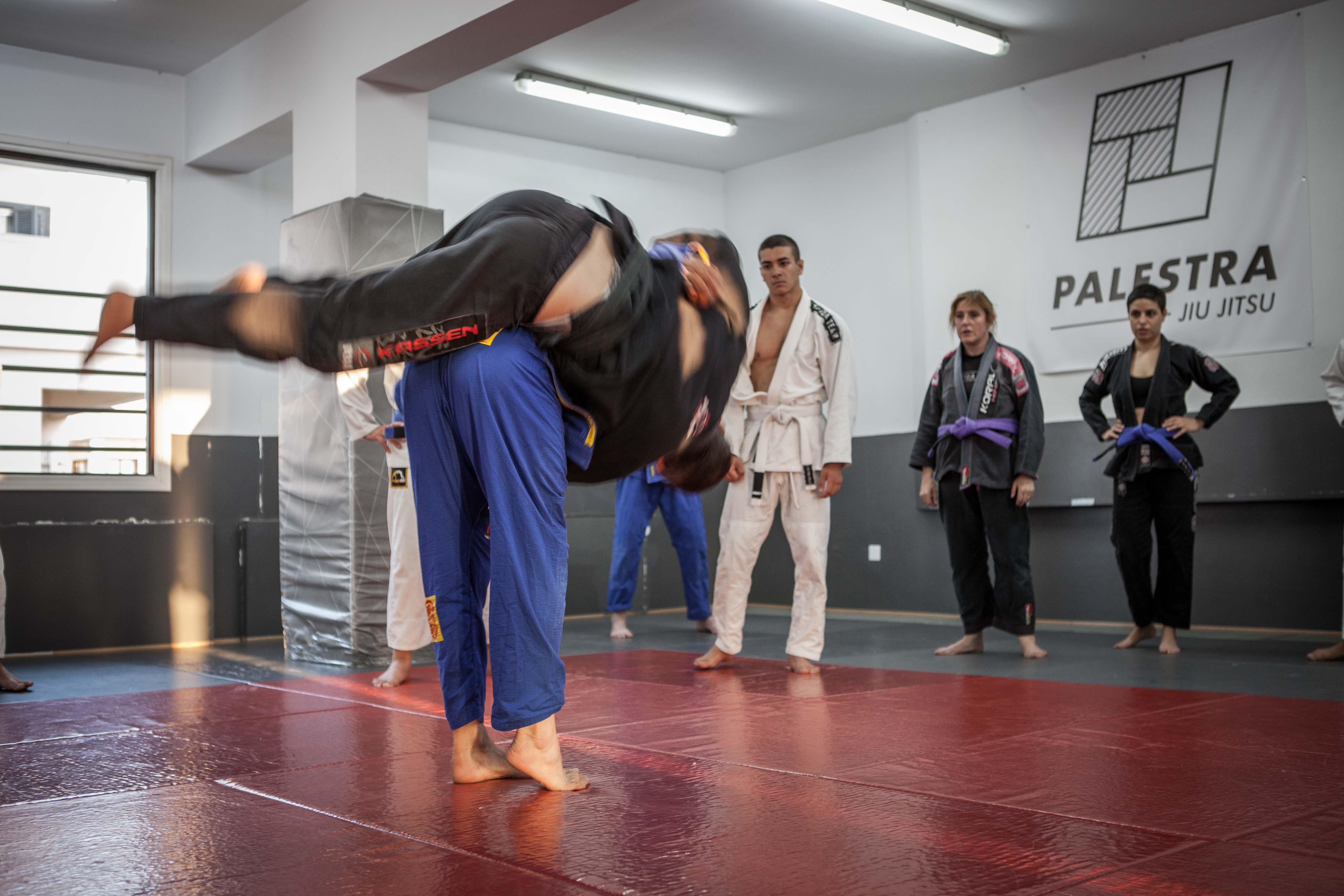 Beginners GI Jiu Jitsu