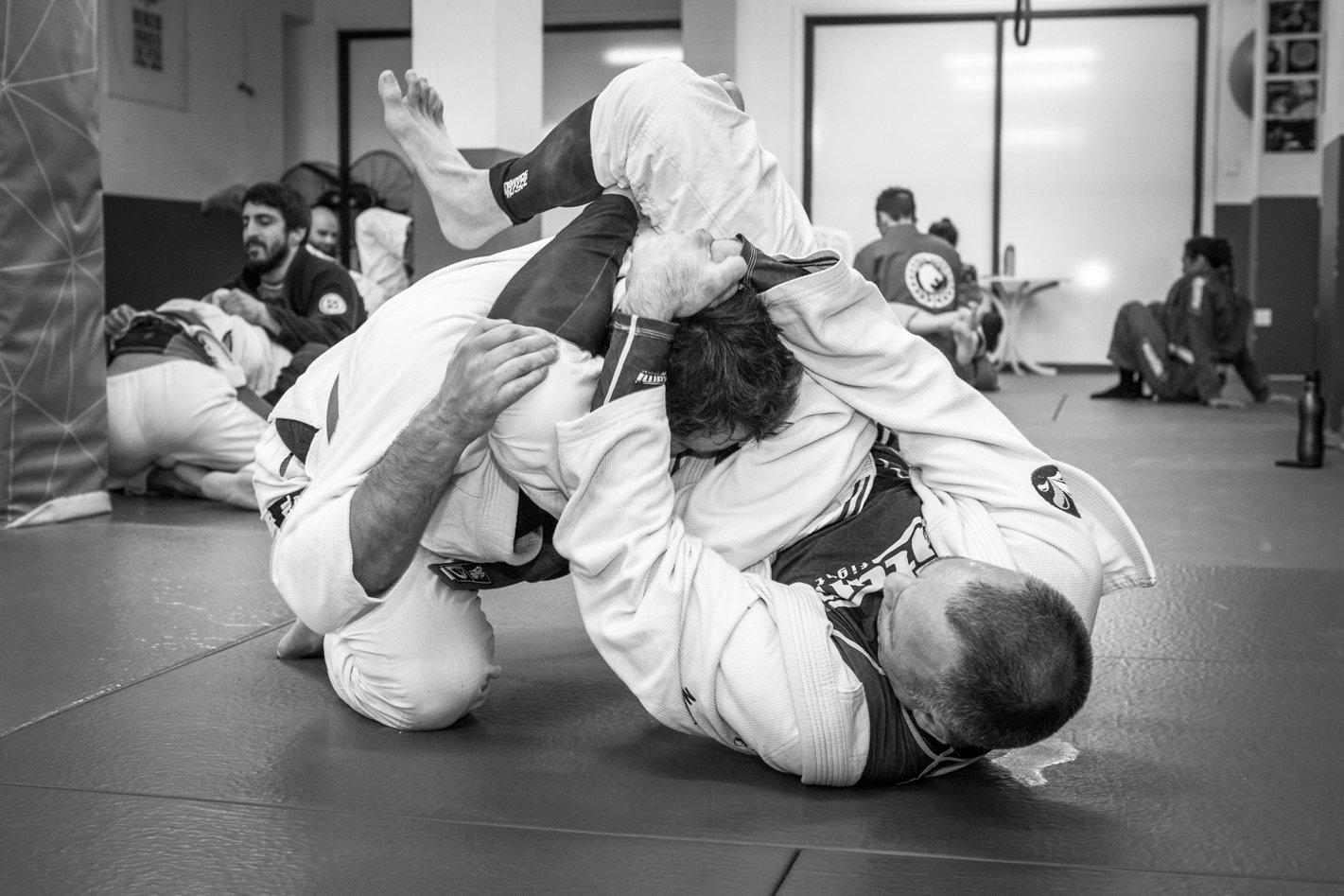 Advanced Gi Jiu Jitsu