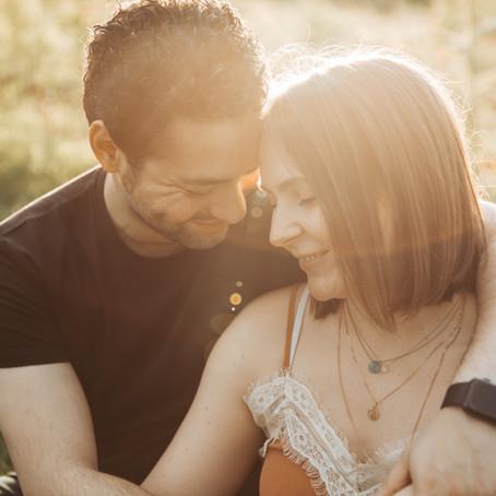 Matt and Nadia - June 2019