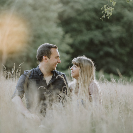 Top 5 reasons to have an engagement shoot