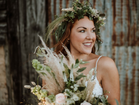 Boho Bridal Styled Shoot