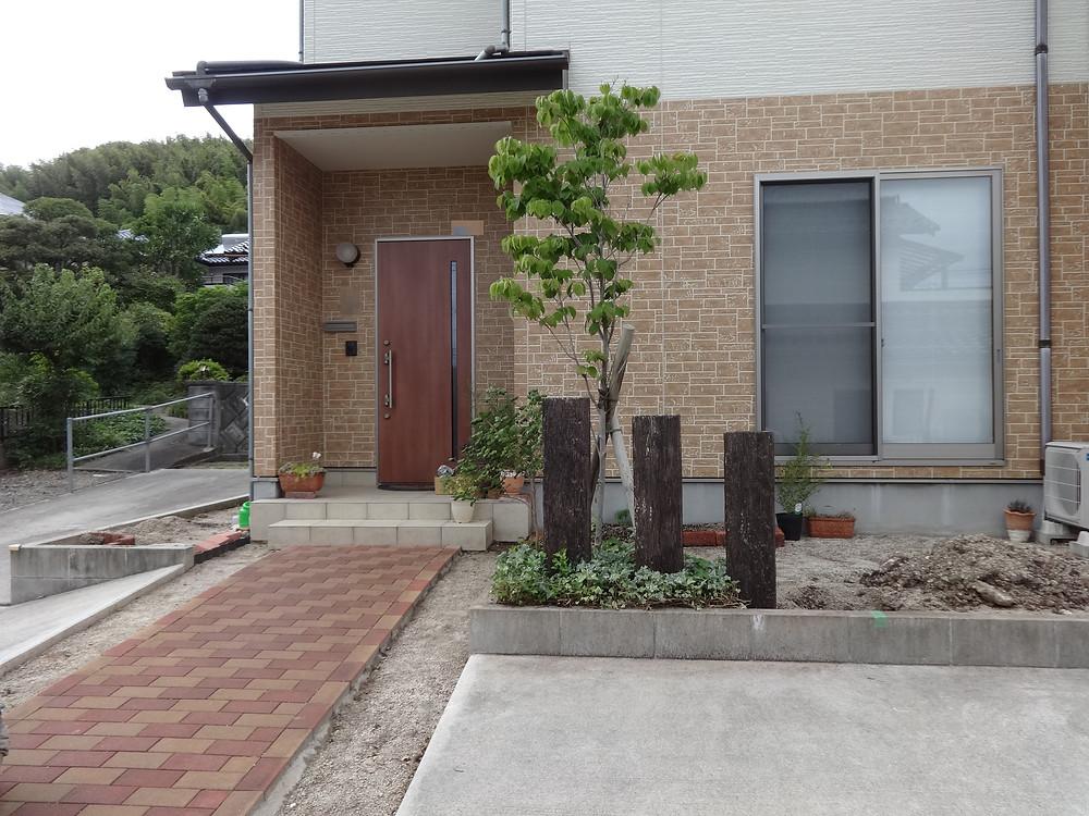 松江市 K邸 施工前 DIYコラボ