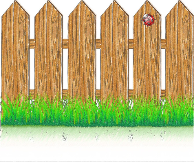 塀やフェンス