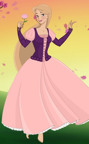 ~ Rapunzel ~