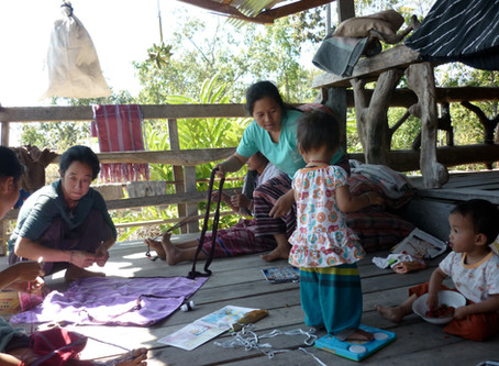 Community Living, Thai-Style:  Part Two