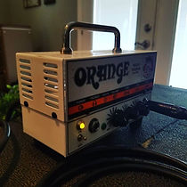 Not a bad little amp. Orange Amplifiers