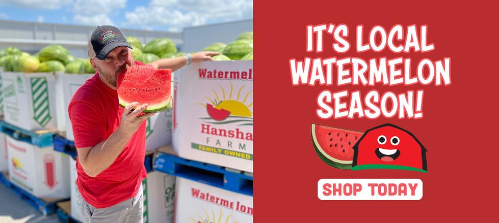 Florida Watermelon Season!