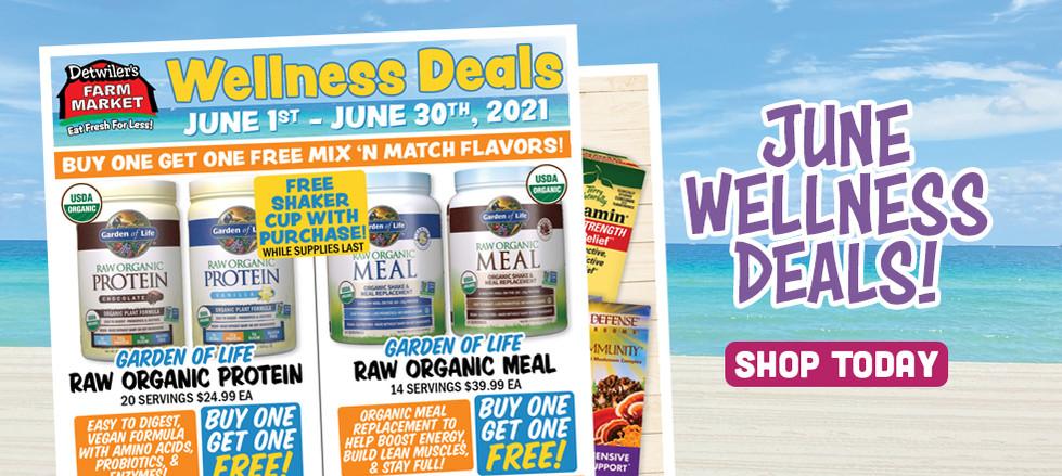 June Wellness Flyer