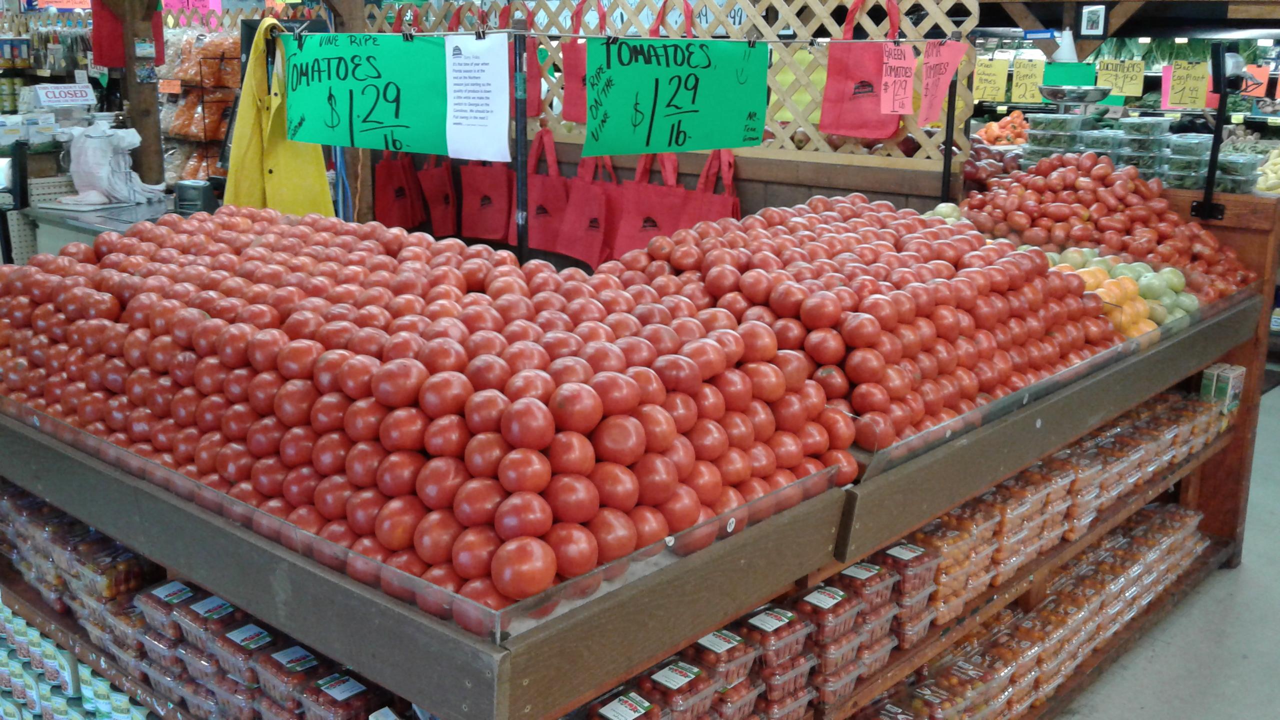 Produce | Sarasota | Detwiler's Farm Market