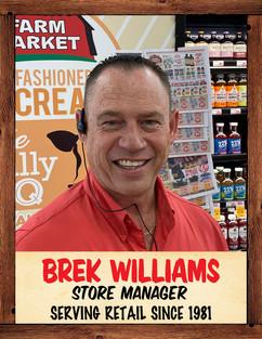Brek Williams