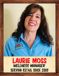 Laurie Moss