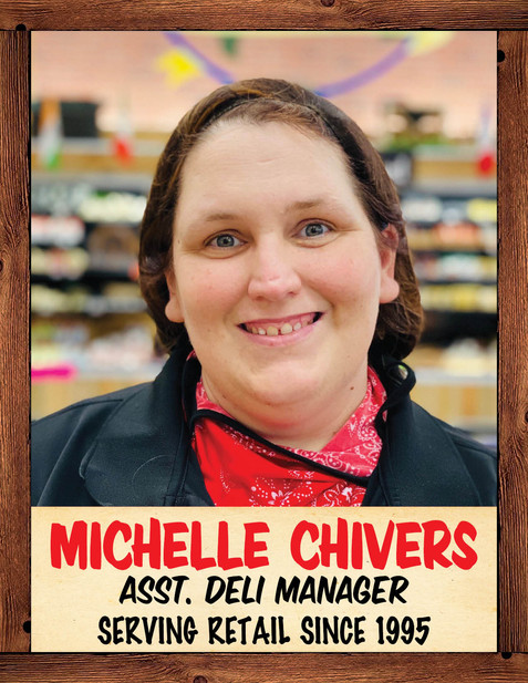 Michelle Chivers