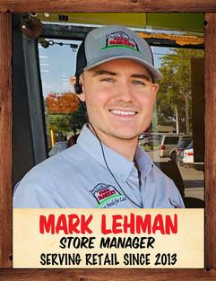 Mark Lehman