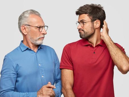 A dinâmica empresarial e a trombada de gerações