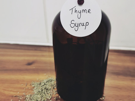 Sugar Free Thyme Cough Syrup