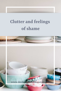 shelves full of plates and bowls