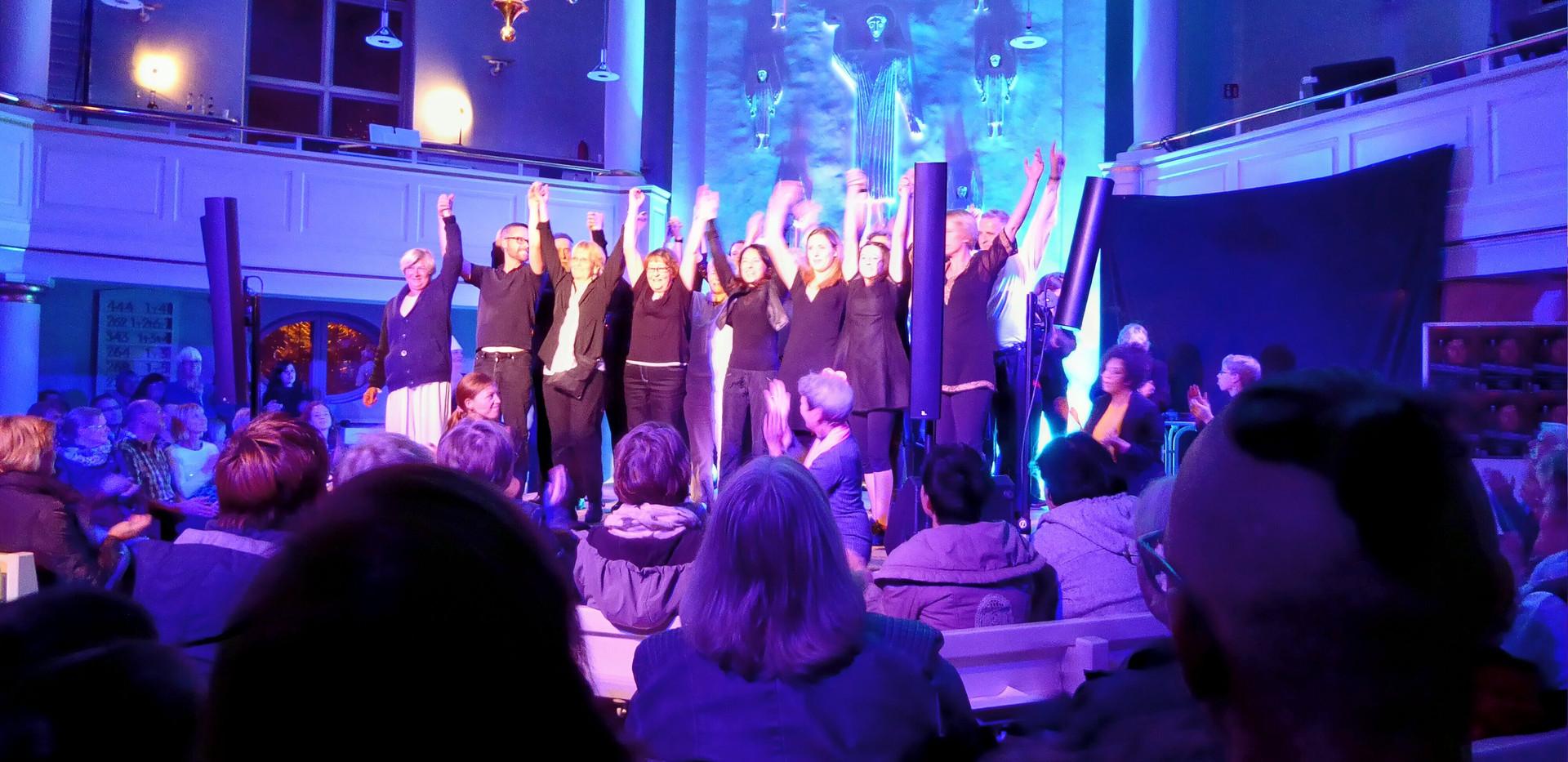 Musiktheater 2017- Tolle Einladung der Osterkirche Bramfeld