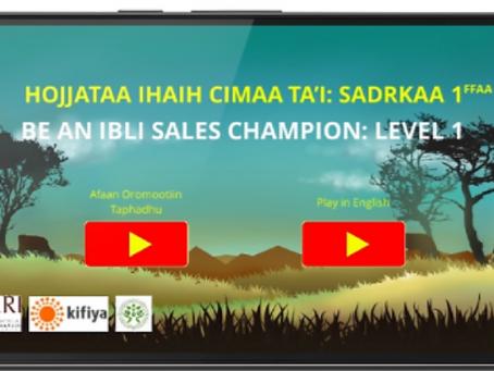 IBLI Game