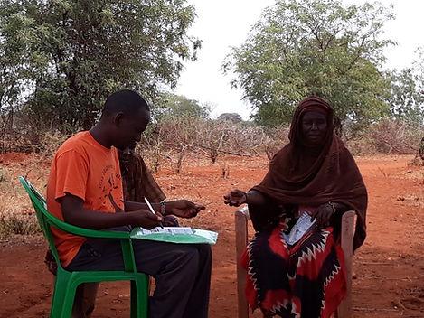 Survey in Africa
