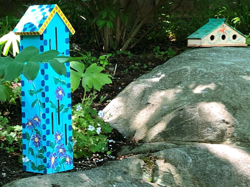 Sweet Bird Houses