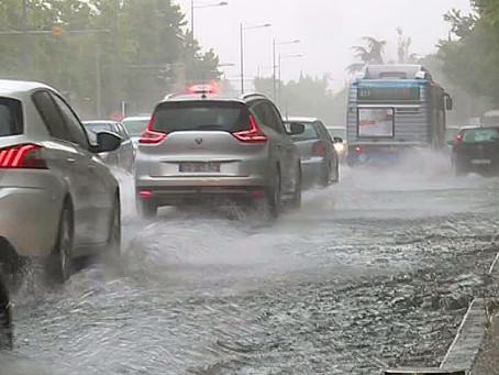Les inondations en Occitanie