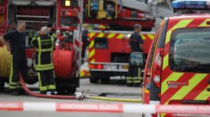 Un incendie qui à détruit un restaurant à Grenoble.