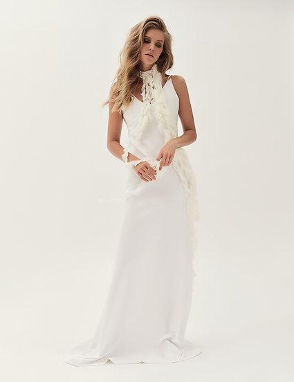 Платье минималистичное