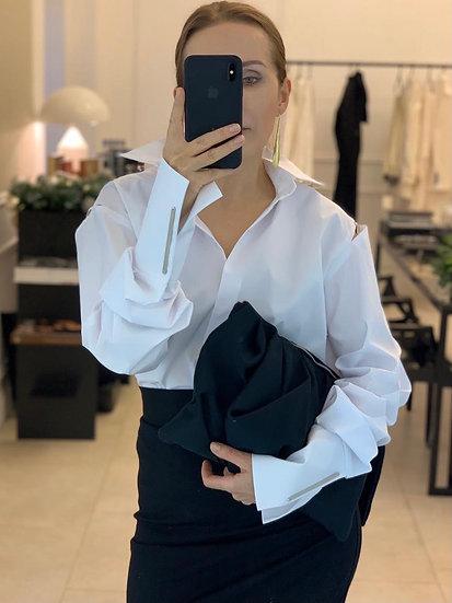 Рубашка с планками