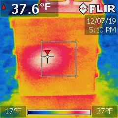 FLIR images