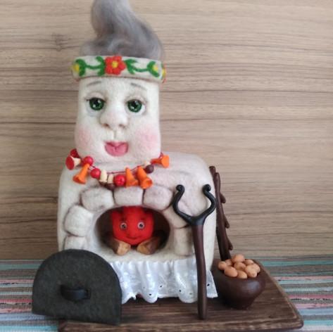 "Алена Ермолова ""Печка"""