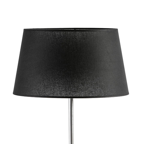 Seneca Lampshade 40X32X23 - Black Cotton